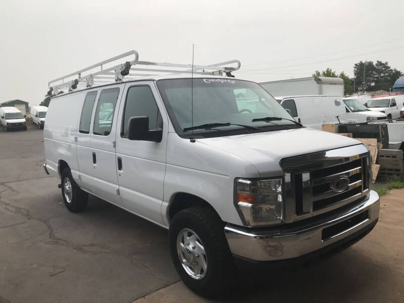 2014 Ford E-Series Cargo for sale at CARGO VAN GO.COM in Shakopee MN
