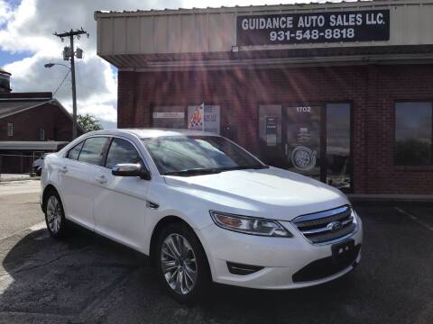 2012 Ford Taurus for sale at Guidance Auto Sales LLC in Columbia TN