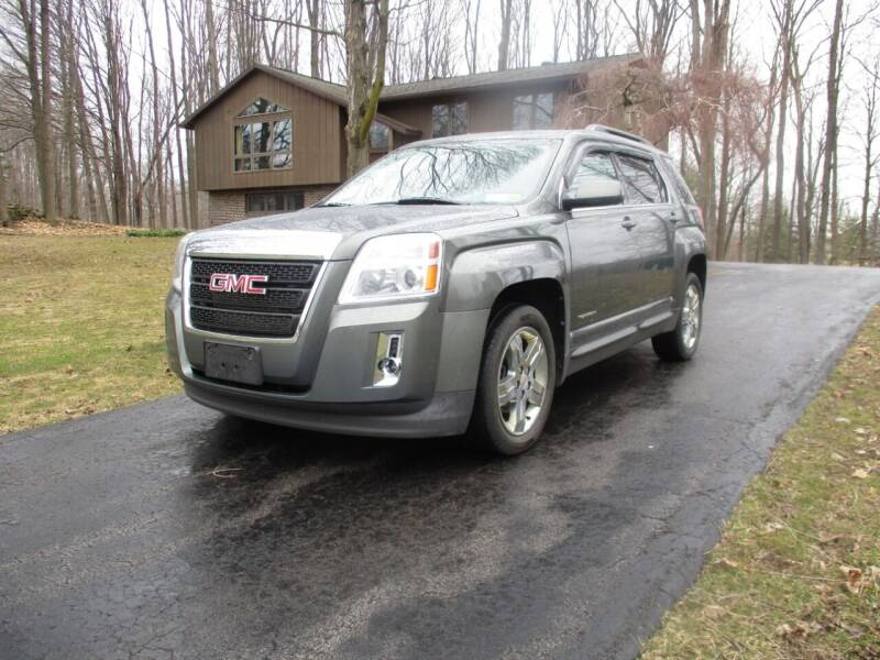 2012 GMC Terrain for sale at SUMMIT TRUCK & AUTO INC in Akron NY