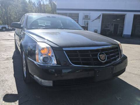 2008 Cadillac DTS for sale at GREAT DEALS ON WHEELS in Michigan City IN