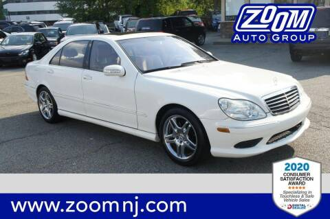 2006 Mercedes-Benz S-Class for sale at Zoom Auto Group in Parsippany NJ