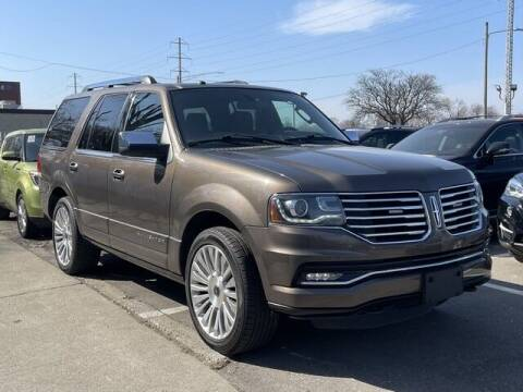 2016 Lincoln Navigator for sale at SOUTHFIELD QUALITY CARS in Detroit MI