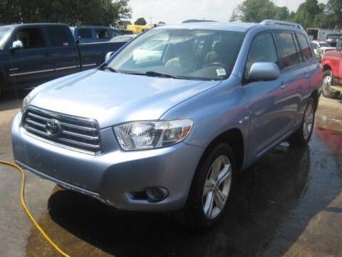2008 Toyota Highlander for sale at Carz R Us 1 Heyworth IL - Carz R Us Armington IL in Armington IL