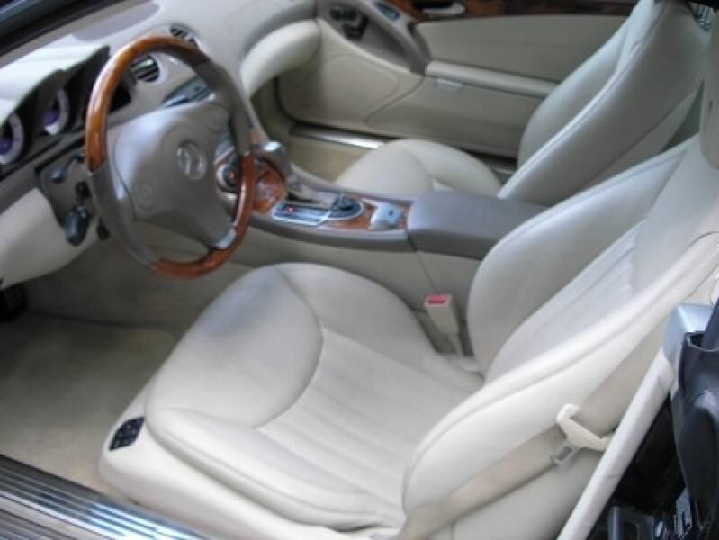 2009 Mercedes-Benz SL-Class SL 550 2dr Convertible - High Point NC