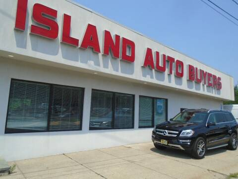 2014 Mercedes-Benz GL-Class for sale at Island Auto Buyers in West Babylon NY