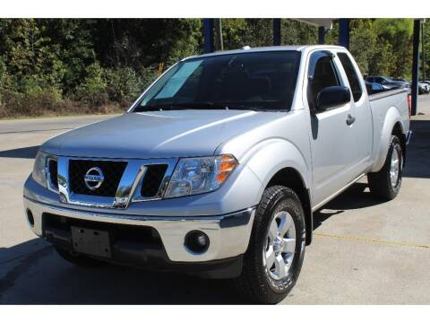 2011 Nissan Frontier for sale at Inline Auto Sales in Fuquay Varina NC