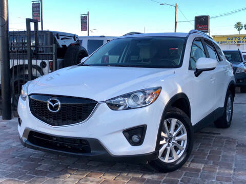 2014 Mazda CX-5 for sale at Unique Motors of Tampa in Tampa FL