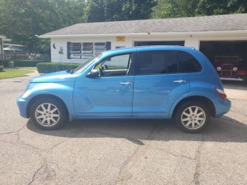 2008 Chrysler PT Cruiser for sale at Larrys Used Cars in Hartford MI