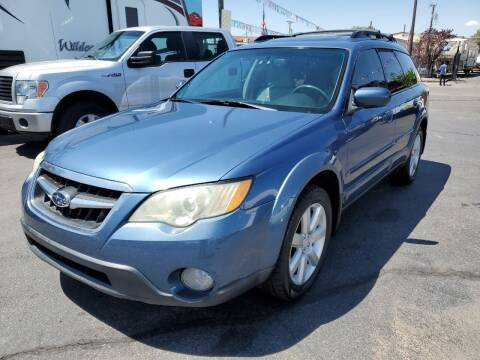 2008 Subaru Outback for sale at DPM Motorcars in Albuquerque NM