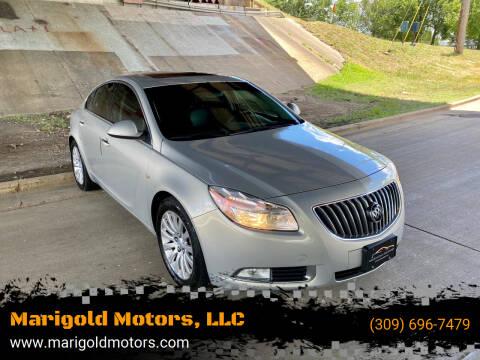 2011 Buick Regal for sale at Marigold Motors, LLC in Pekin IL