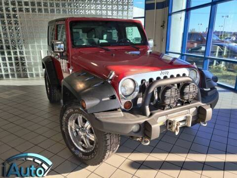2009 Jeep Wrangler for sale at iAuto in Cincinnati OH