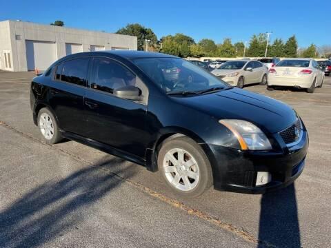 2012 Nissan Sentra for sale at ADVOCATE AUTO BROKERS INC in Atlanta GA