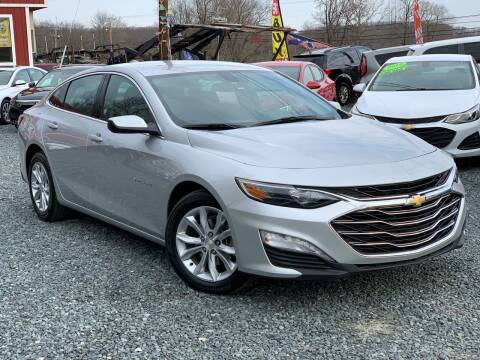 2020 Chevrolet Malibu for sale at A&M Auto Sales in Edgewood MD