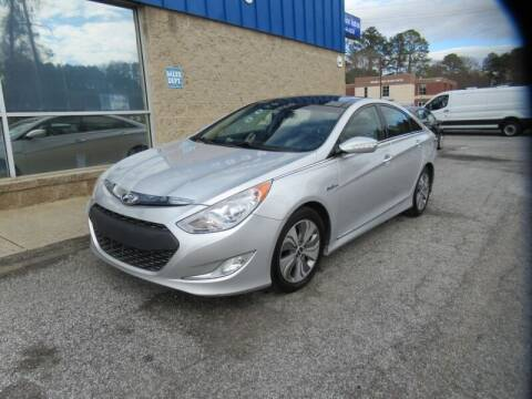2014 Hyundai Sonata Hybrid for sale at Southern Auto Solutions - 1st Choice Autos in Marietta GA
