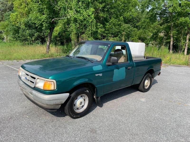 1996 Ford Ranger for sale in Columbus, GA