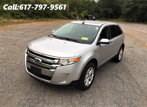 2011 Ford Edge for sale at Wheeler Dealer Inc. in Acton MA