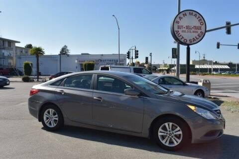 2013 Hyundai Sonata for sale at San Mateo Auto Sales in San Mateo CA