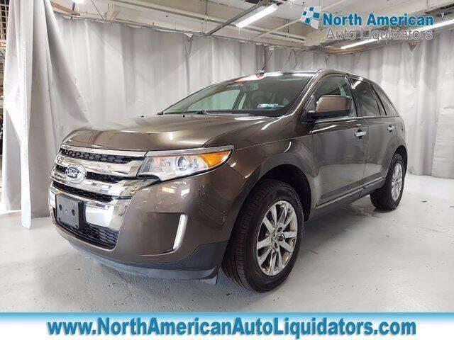 2011 Ford Edge for sale at North American Auto Liquidators in Essington PA