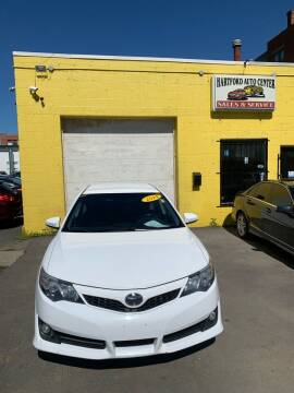 2014 Toyota Camry for sale at Hartford Auto Center in Hartford CT