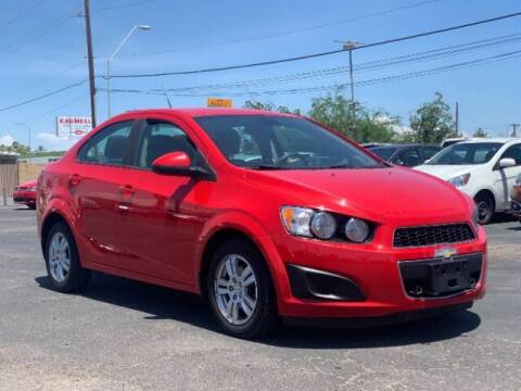 2012 Chevrolet Sonic for sale at Brown & Brown Wholesale in Mesa AZ