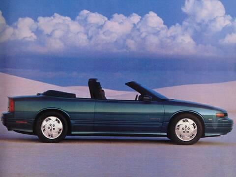 1995 Oldsmobile Cutlass Supreme for sale at Sundance Chevrolet in Grand Ledge MI