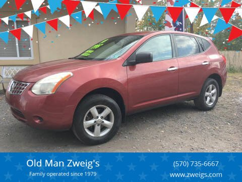 2010 Nissan Rogue for sale at Old Man Zweig's in Plymouth Township PA