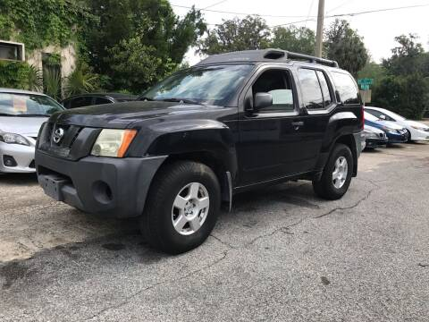 2007 Nissan Xterra for sale at Popular Imports Auto Sales in Gainesville FL