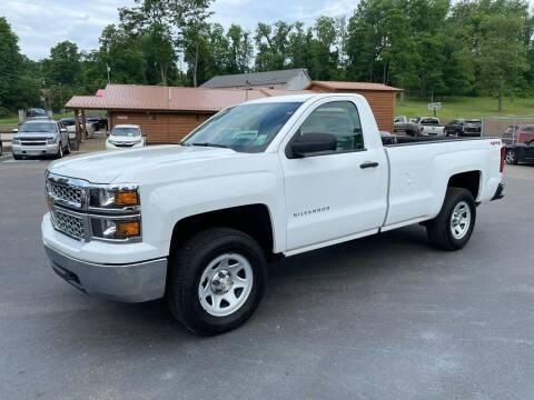 2014 Chevrolet Silverado 1500 for sale at Twin Rocks Auto Sales LLC in Uniontown PA