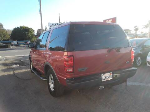 1999 Ford Expedition for sale at Goleta Motors in Goleta CA