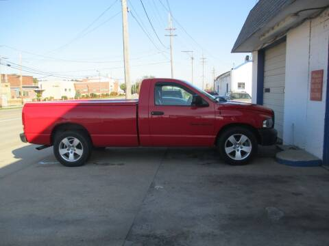 2003 Dodge Ram Pickup 1500 for sale at 3A Auto Sales in Carbondale IL