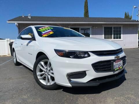 2017 Chevrolet Malibu for sale at Cars 2 Go in Clovis CA