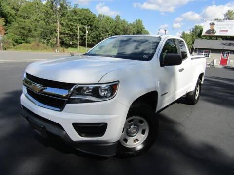 2015 Chevrolet Colorado for sale at Guarantee Automaxx in Stafford VA