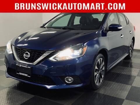 2017 Nissan Sentra for sale at Brunswick Auto Mart in Brunswick OH