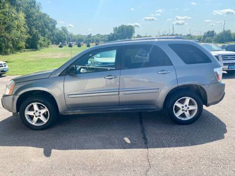 2005 Chevrolet Equinox for sale at Iowa Auto Sales, Inc in Sioux City IA