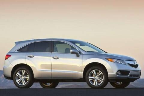 2015 Acura RDX for sale at TEXAS MOTOR CARS in Houston TX