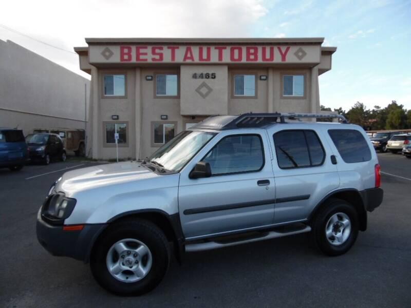 2003 Nissan Xterra for sale at Best Auto Buy in Las Vegas NV