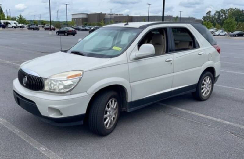 2007 Buick Rendezvous for sale at DON BAILEY AUTO SALES in Phenix City AL