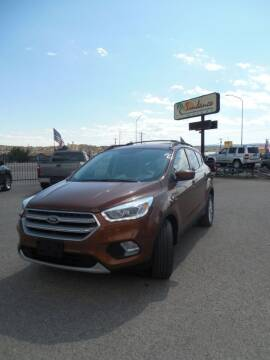 2017 Ford Escape for sale at Sundance Motors in Gallup NM