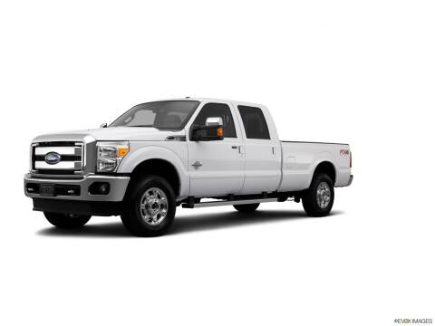 2014 Ford F-250 Super Duty for sale at B & B Auto Sales in Brookings SD
