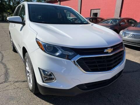 2018 Chevrolet Equinox for sale at John Warne Motors in Canonsburg PA
