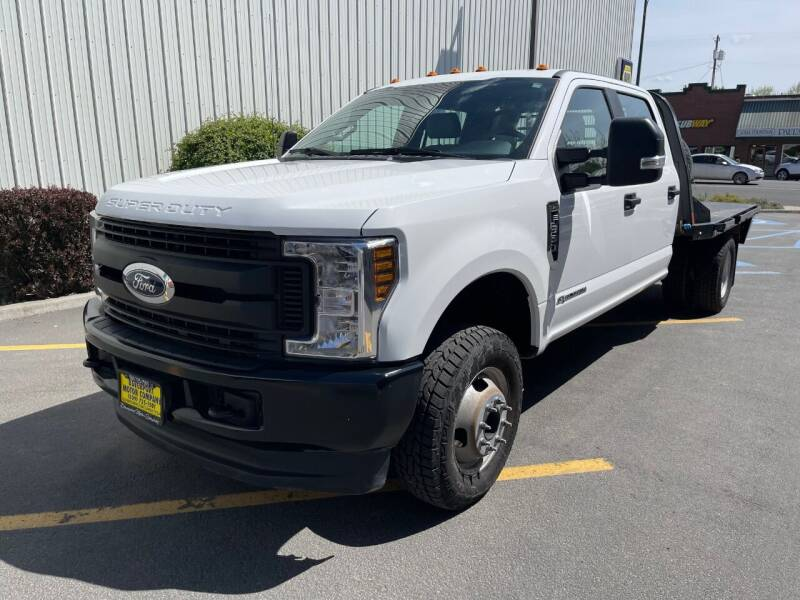 2019 Ford F-350 Super Duty for sale at DAVENPORT MOTOR COMPANY in Davenport WA