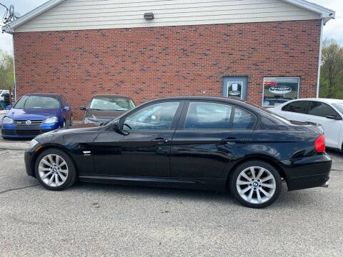 2011 BMW 3 Series for sale at BAY CITY MOTORS in Portland ME