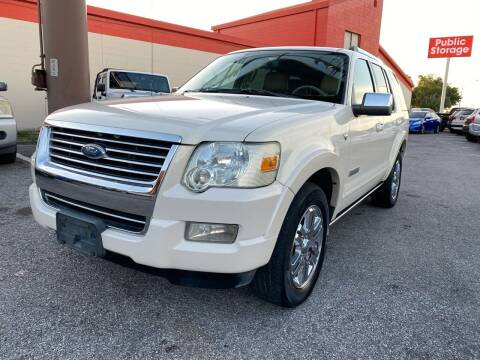 2007 Ford Explorer for sale at JC AUTO MARKET in Winter Park FL