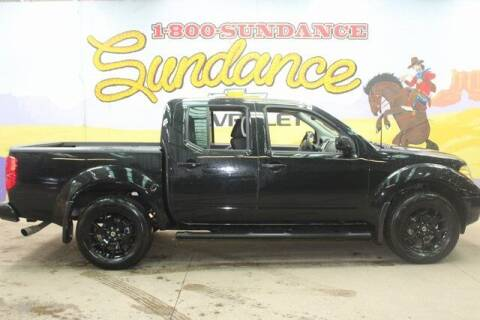 2021 Nissan Frontier for sale at Sundance Chevrolet in Grand Ledge MI