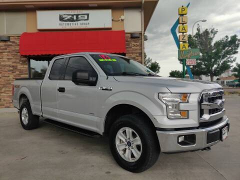 2016 Ford F-150 for sale at 719 Automotive Group in Colorado Springs CO