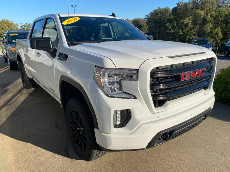2020 GMC Sierra 1500 for sale at Car City Automotive in Louisa KY