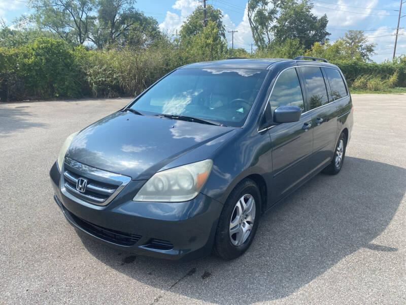 2005 Honda Odyssey for sale at Mr. Auto in Hamilton OH