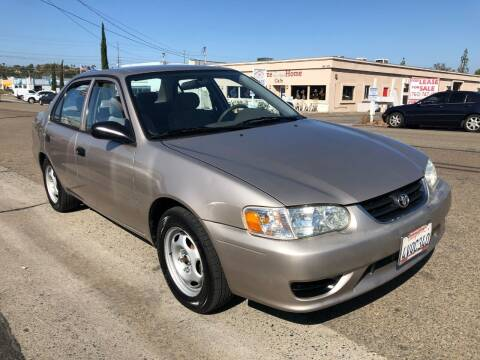 2002 Toyota Corolla for sale at Ricos Auto Sales in Escondido CA