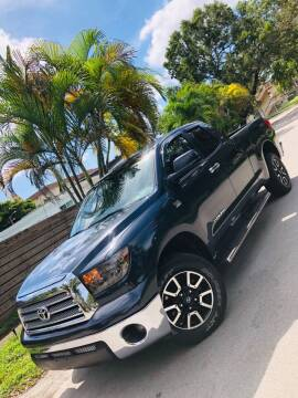 2007 Toyota Tundra for sale at IRON CARS in Hollywood FL