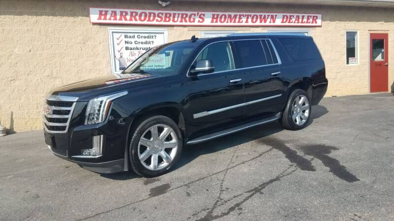 2019 Cadillac Escalade ESV for sale at Auto Martt, LLC in Harrodsburg KY